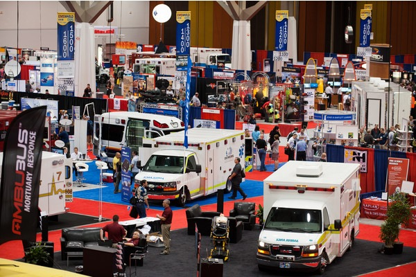 EMS WORLD EXPO in Las Vegas – The largest EMS event in North