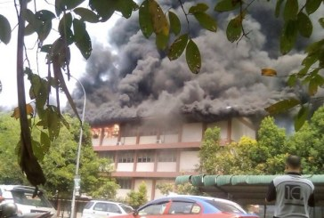 Malaysian school fire – 7 suspected arrested between 11 and 19 years old