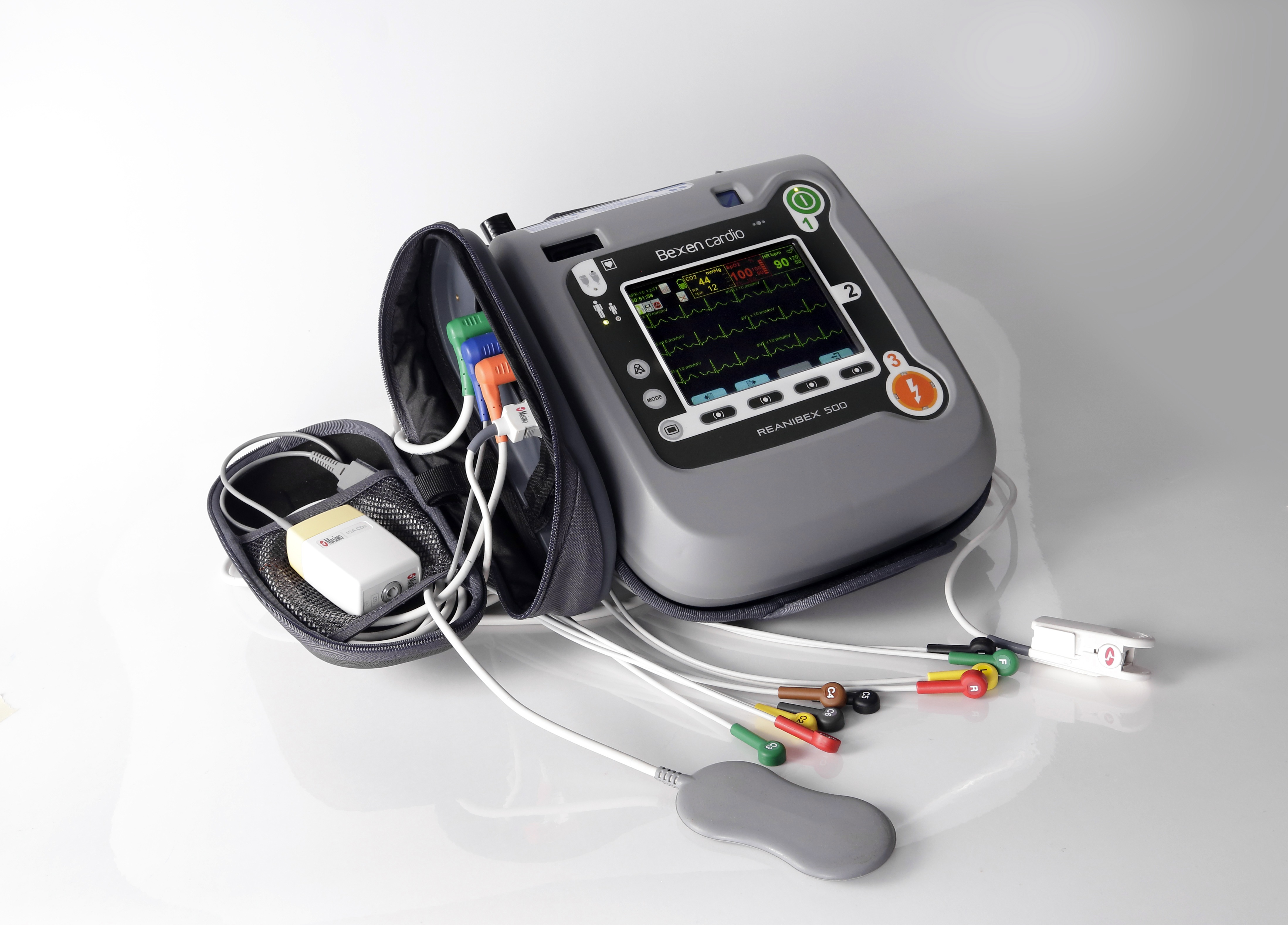 How data transmission system works with BEXEN CARDIO devices