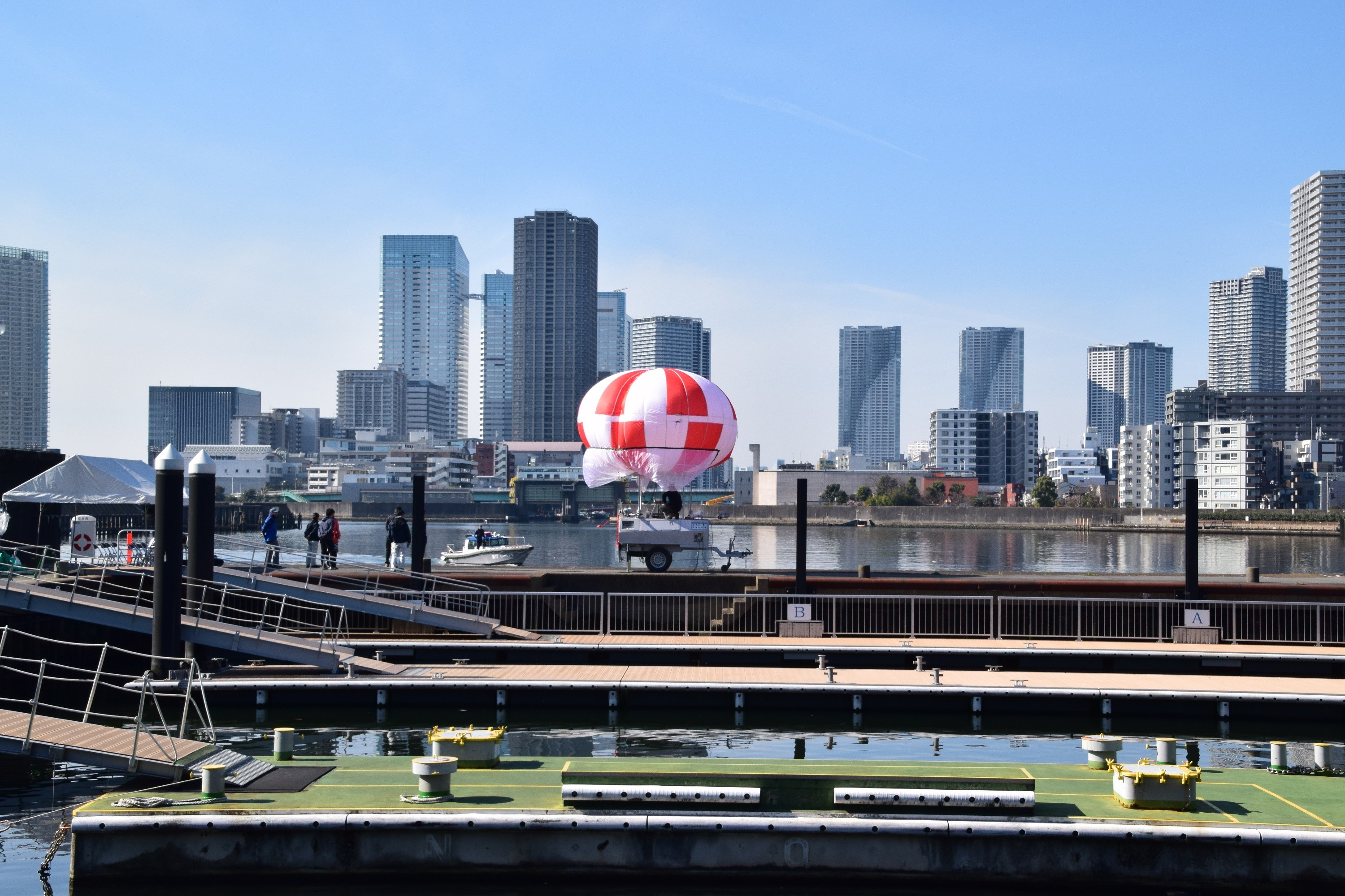 SEECAT 2017: RT to present the Skystar 180 aerostat, which was successfully deployed in Japan during the Tokyo marathon