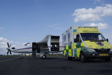 EMS in Tanzania – Safe and Sound with Knight Support