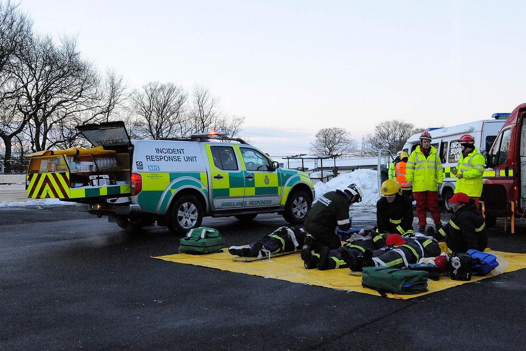 Emergency Live | Como o HART treina seus paramédicos? imagem 3