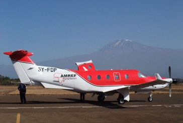 AMREF Flying Doctors is 60 this year – Development and devotion are the key for success