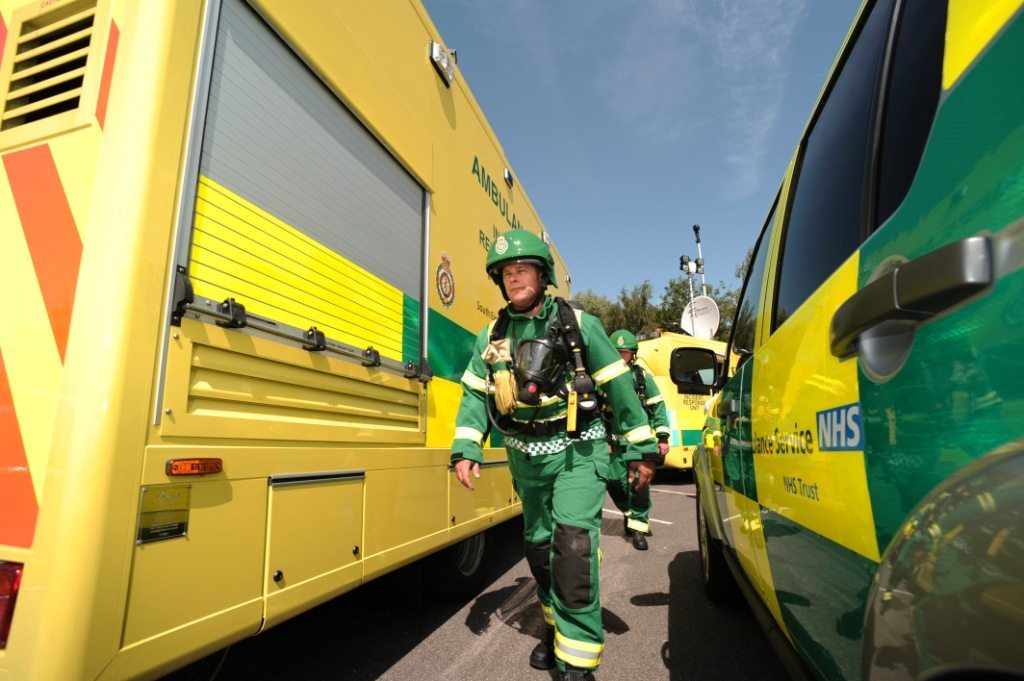 HART TAKIM-SECAMB-Paramedik