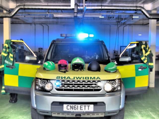 Emergency Live | Como o HART treina seus paramédicos? imagem 6