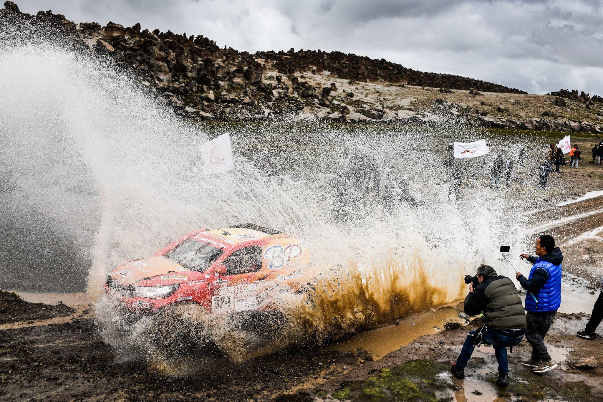 Rally Dakar: Descobrindo como funciona a assistência médica durante a corrida mais difícil do mundo | Emergency Live 9