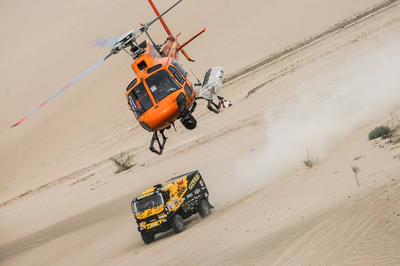 Dakar Rally 2018: Discovering how it works the medical assistance during the hardest race in the world