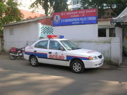 Chennai_Police_Accent
