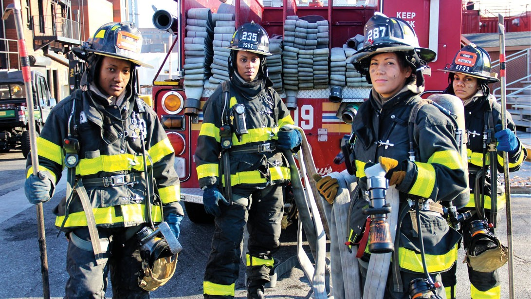 Males VS females – Is there gender equality in the Fire Service?