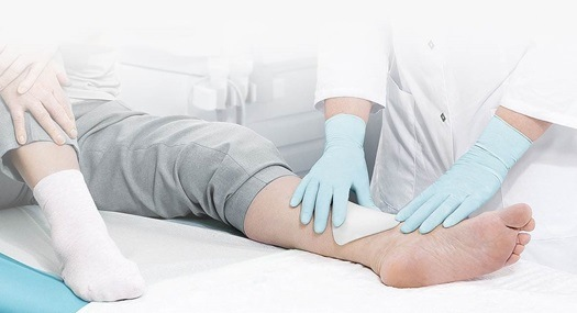 Wound care guideline (part 4) – Leg ulceration dressing