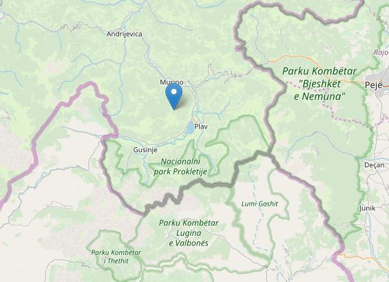 BREAKING NEWS – Earthquake in Montenegro