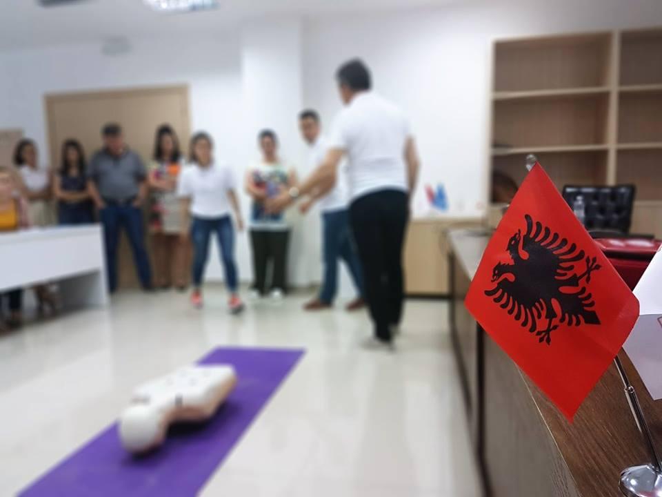 centro emergenza albania