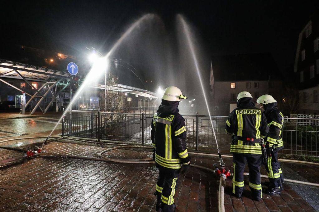 Emergencia en vivo | Alemania - Los bomberos luchan contra las inundaciones en el área de la Selva Negra imagen 1