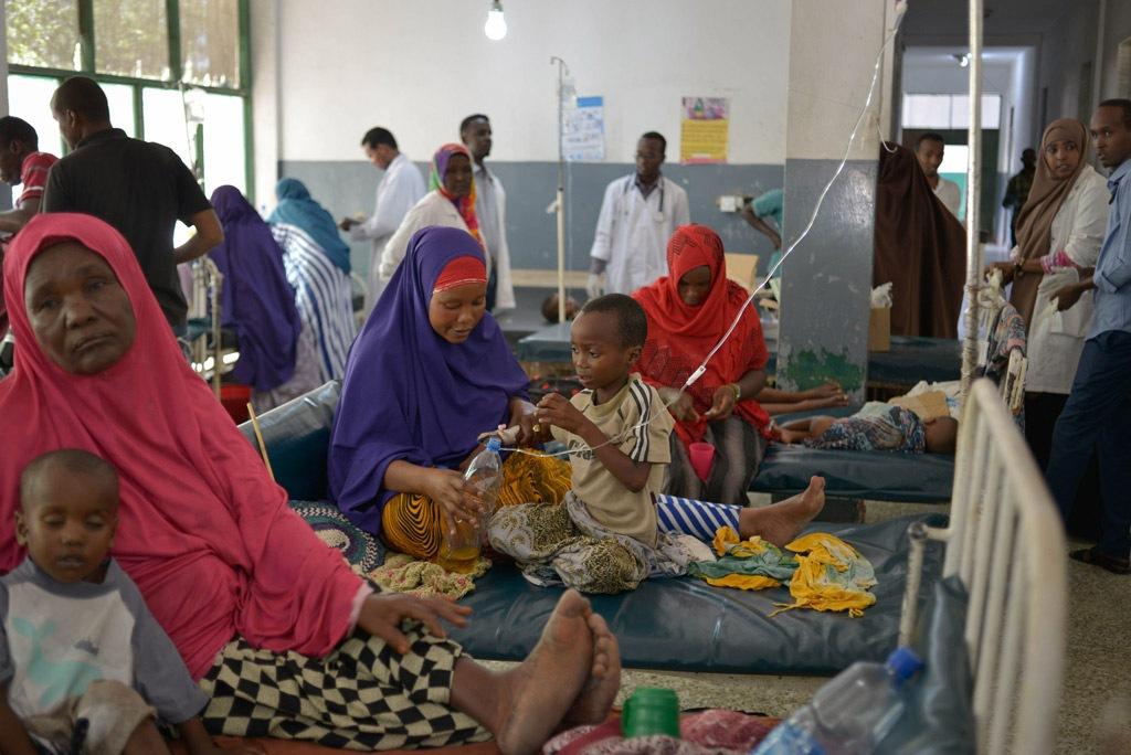 Somalia – UN worried for humanitarian crisis in Mogadishu