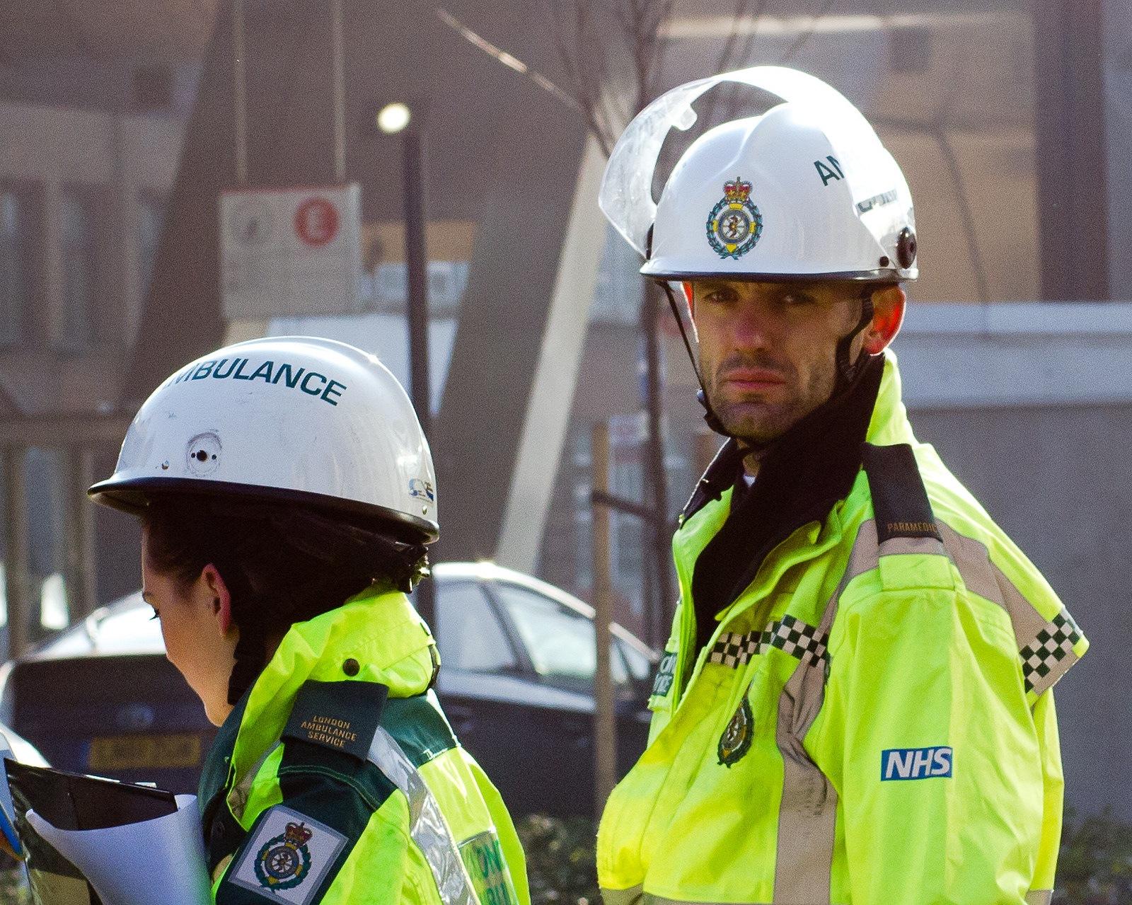 Emergencia en vivo | Reino Unido - NHS en crisis. ¿Cuál es la opinión de primera línea? ¿Cómo se puede mejorar la situación? imagen 1