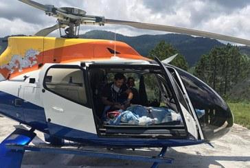 EMS in Bhutan: a focus on the Aeromedical Retrieval Team and its progress in emergency care