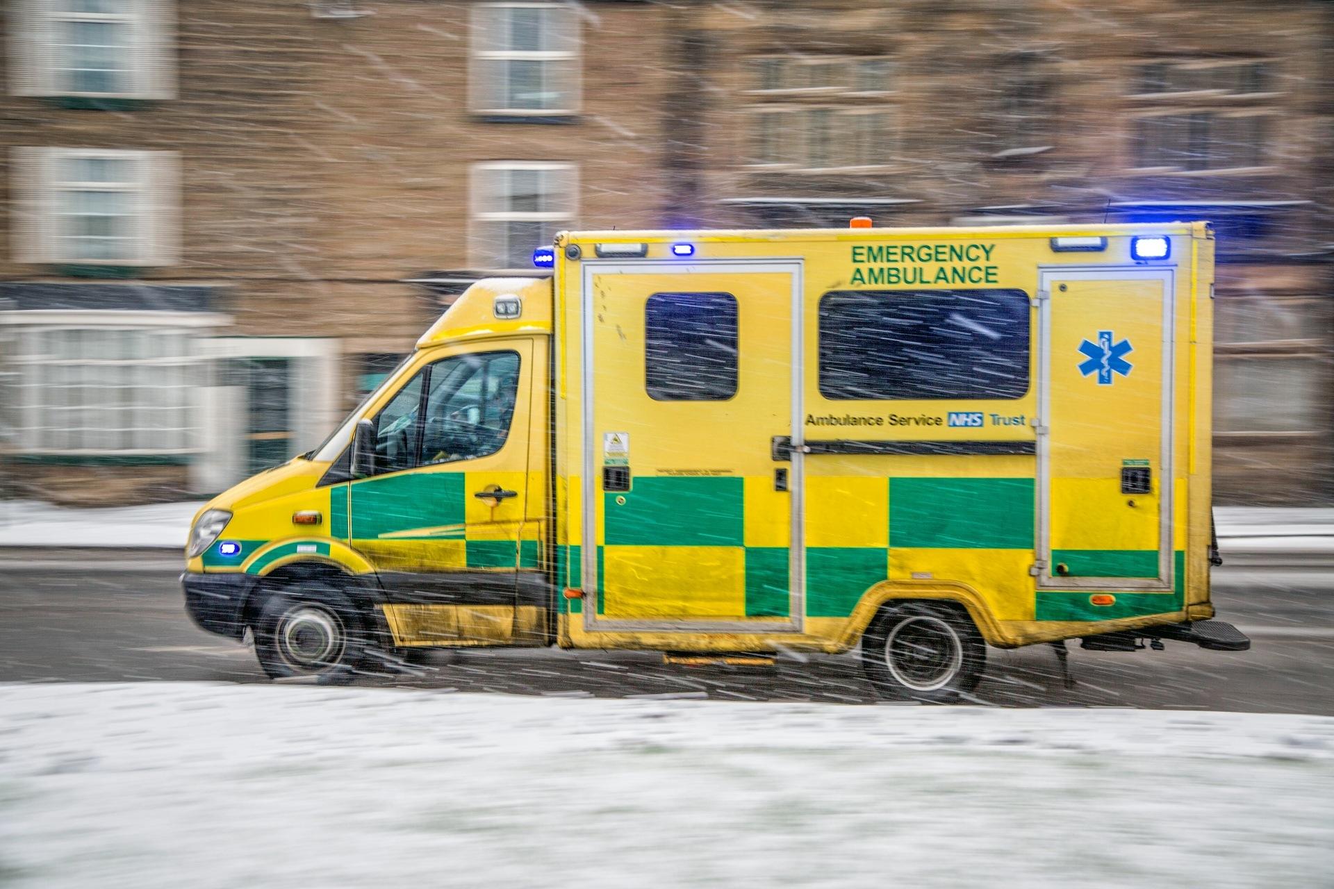 Emergencia en vivo | Reino Unido - NHS en crisis. ¿Cuál es la opinión de primera línea? ¿Cómo se puede mejorar la situación? imagen 3