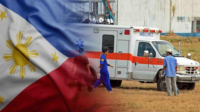 ambulance manila philippines
