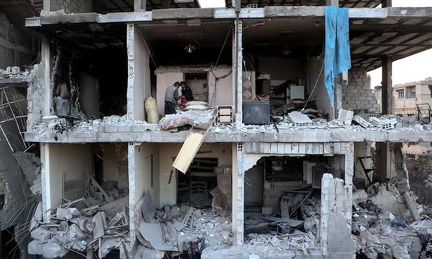 arbin hospital damasco east ghouta syria