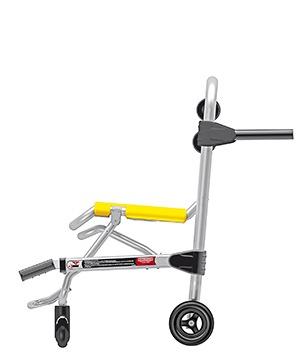 Emergency Live | SPENCER 4BELL: a cadeira de transporte mais leve de sempre. Descubra porque é o mais resistente! imagem 3