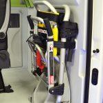 Emergency Live | SPENCER 4BELL: a cadeira de transporte mais leve de sempre. Descubra porque é o mais resistente! imagem 4