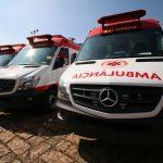 nuova ambulancias samu 192 sprinter