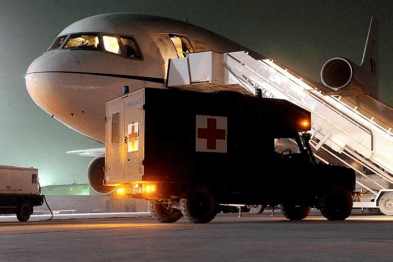 military medical support
