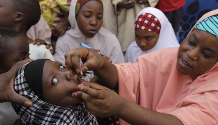 polio vaccination nigeria