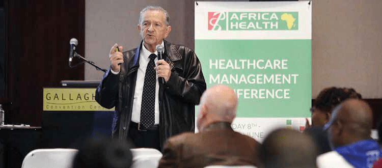AFRICA HEALTH EXIHIBITION 2018