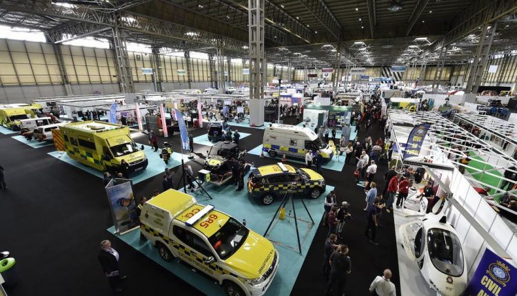 nec emergency services show birmingham