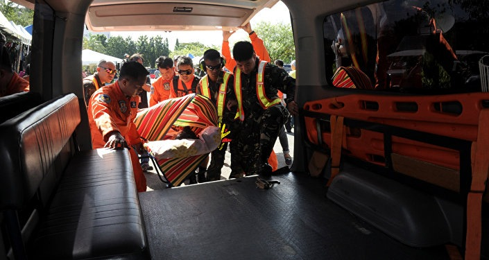 philippines ambulance