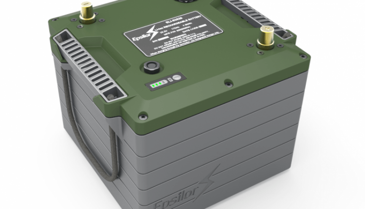 Epsilor's 6T NATO battery