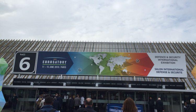 Eurosatory 2018-2