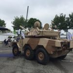 Live from Eurosatory 2018 - Get a look to the gallery and the program! | Emergency Live 11