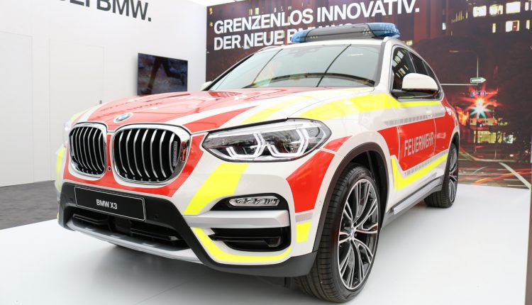 BMW Medical Response Unit on a X3