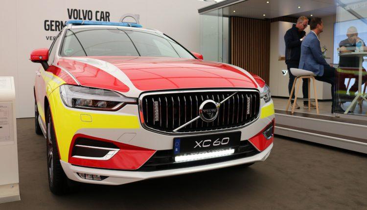 VOLVO XC60 Fire Safety Response Unit