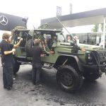 Emergencia en vivo | Eurosatory 2018 - Epsilor y Kissling Service muestran la batería 6T OTAN de Epsilor en un vehículo de comando Mercedes-Benz imagen 4