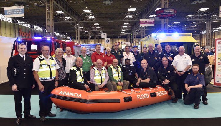 NESM_meets_emergencyresponders_at ESS2017small