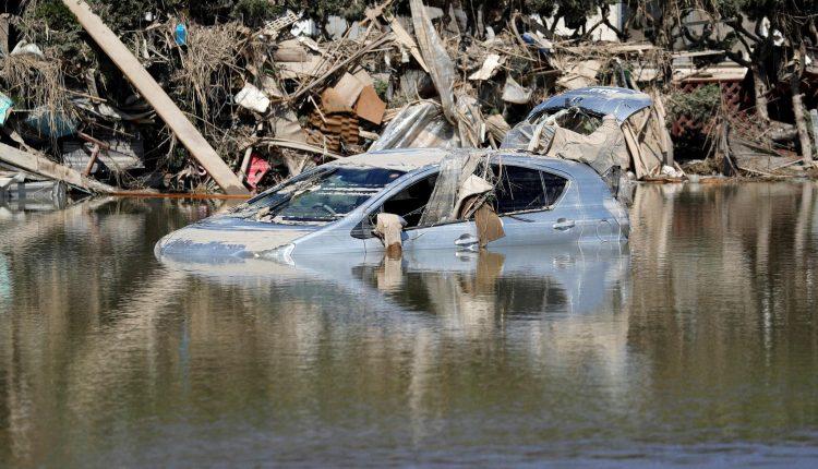 japan-flood 2018