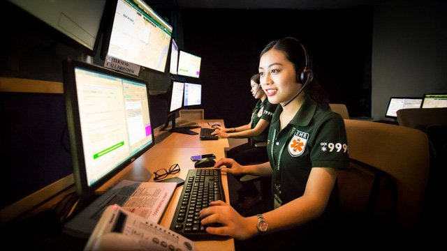vietnam dispatch center ambulance asia