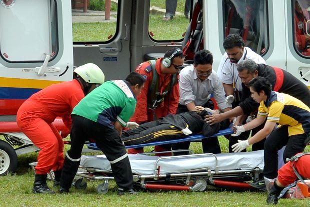 kuala lumpur malaysia accident asia