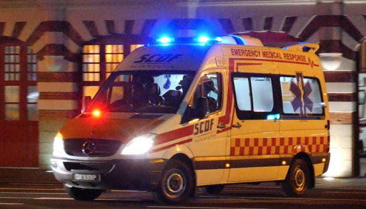 singapore ambulance