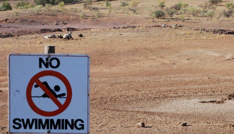 drought Australia Melbourne climate change