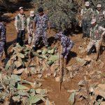 Urgence en direct | Crue éclair en Jordanie: 12 victimes dont un plongeur de la protection civile. Environ 4000 6 personnes sont contraintes de fuir. image XNUMX