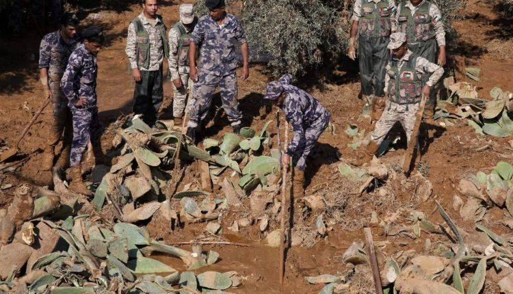 jordan flood rescuers 2