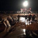 Urgence en direct | Crue éclair en Jordanie: 12 victimes dont un plongeur de la protection civile. Environ 4000 4 personnes sont contraintes de fuir. image XNUMX