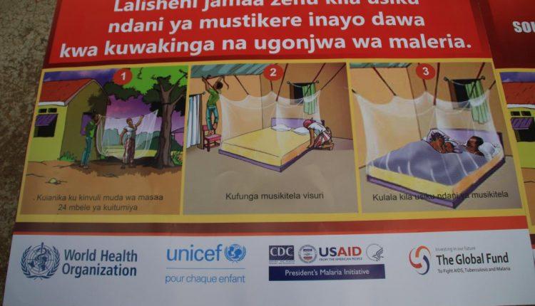 malaria drc