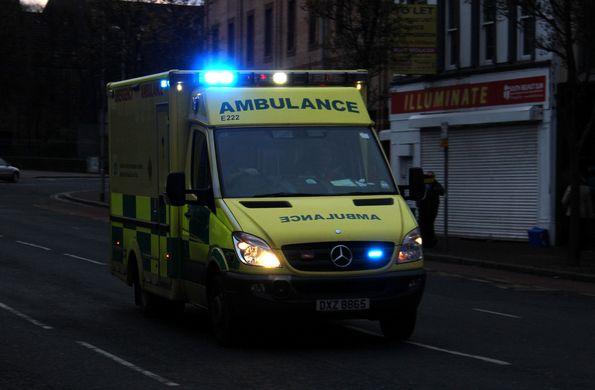 irish ambulance
