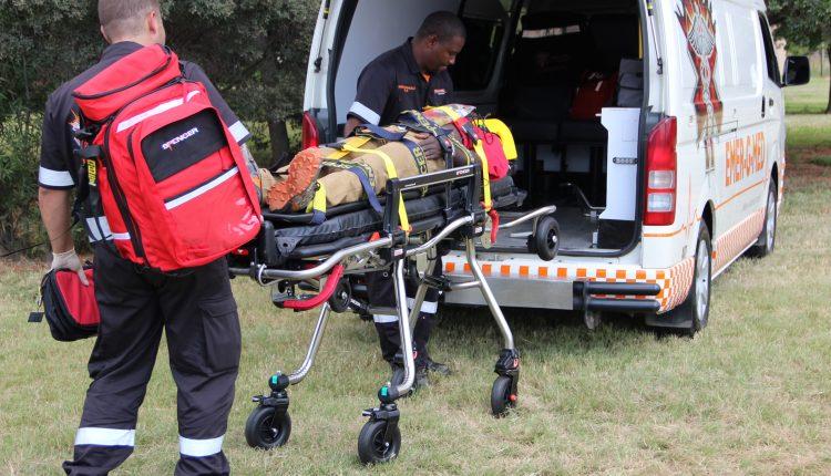 Acil Durum Canlı | Afrika'da yüksek kaliteli bir ambulans için hangi tıbbi cihazlara ihtiyacınız var? resim 10
