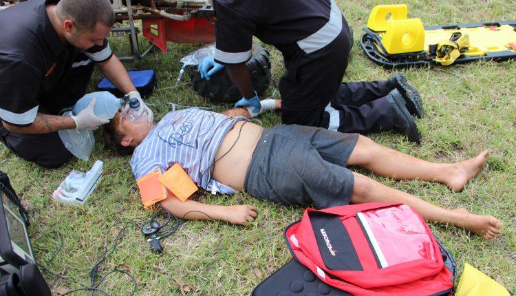 Acil Durum Canlı | Afrika'da yüksek kaliteli bir ambulans için hangi tıbbi cihazlara ihtiyacınız var? resim 18